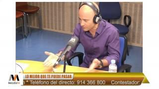 """Antonio Lobato en Melodía FM: """"Tengo ganas de ir a una carrera de Fórmula 1 para no trabajar"""""""
