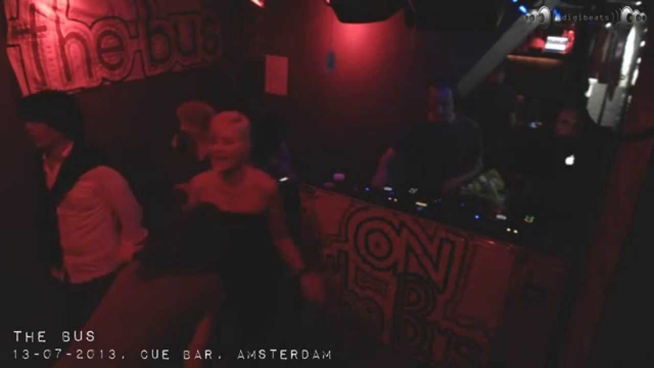 13-07-2013 The Bus @ Cue Bar, Amsterdam