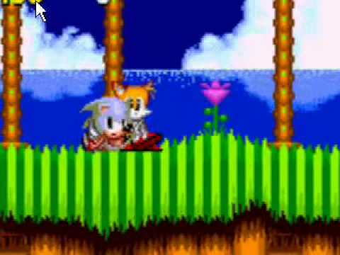 Sonic 2 How To Get Hyper Sonic Youtube