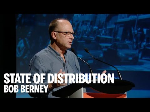 BOB BERNEY:STATE OF DISTRIBUTION | TIFF Industry 2014