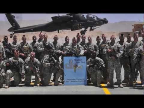 101st Airborne Pathfinder Company  F CO 5101 PFDR ABN