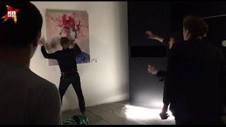 В галерее в Artplay посетитель напал на картину