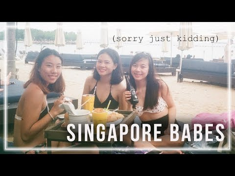TRIP BACK TO SINGAPORE | Exercise, Tanjong Beach, Life Update
