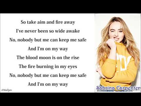alan-walker-ft.-sabrina-carpenter-&-farruko---on-my-way-(lyrics)