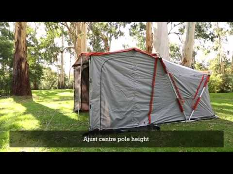 Explore Planet Earth Speedy Earth Tent Side Panels & Explore Planet Earth Speedy Earth Tent Side Panels - YouTube