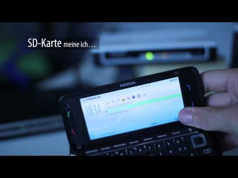 Nokia E90 Communicator Kurzreview