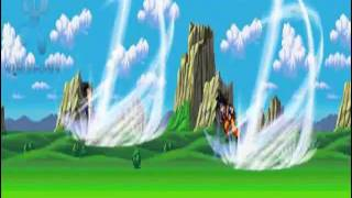 [GIF] Son Goku vs Vegeta