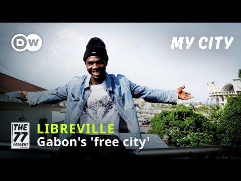 Discover Gabon's 'free city' – Libreville | A walk around Libreville with artist Corail King