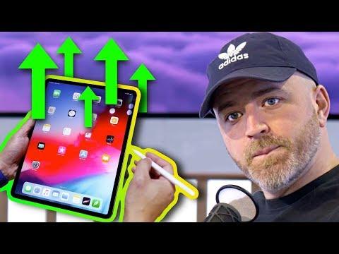 People Really Like The Apple iPad Pro