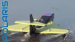 RC model airplane POLARIS