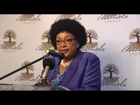 Winnie Madikizela-Mandela Address Women's Day [2016]