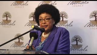 Winnie Madikizela-Mandela address to women