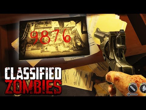 call of duty black ops 4 classified map code