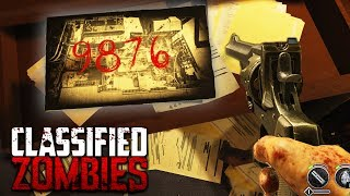 BLACK OPS 4 ZOMBIES: CLASSIFIED MAIN EASTER EGG HUNT GAMEPLAY! (Call of Duty BO4 Zombies)