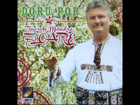 Doru Pop - Doamne, anii cum se duc - CD - Tinerete mandra floare