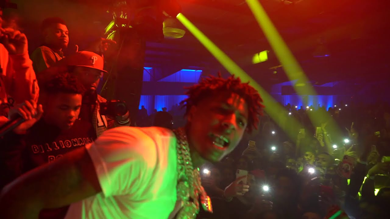 Download @YoungBoy Never Broke Again first concert since covid in ORLANDO, this was a movie | VLOG 28
