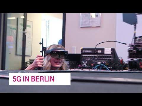 Social Media Post: 5G Experience Day in Berlin - Netzgeschichten