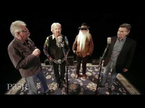 The Oak Ridge Boys at Paste Studio NYC live from The Manhattan Center