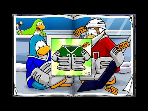 Club Penguin Snow And Sports Catalog Secrets Nov. 09'