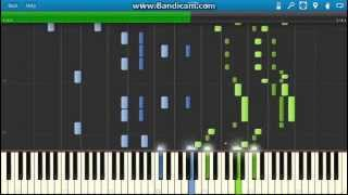 Johann Strauss I - Radetzky-March, Op. 228. Piano (Synthesia)