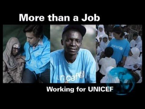 UNICEF Employment Online Recruitment Site   UNICEF