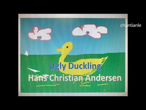 Famous Fairy Tales: The Ugly Duckling Part 1 by Hans Christian Andersen