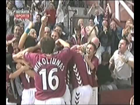 7TH Aug 2005 (Hearts 4 -0 Hibs)