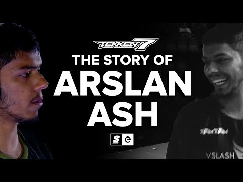 The Story of Arslan Ash