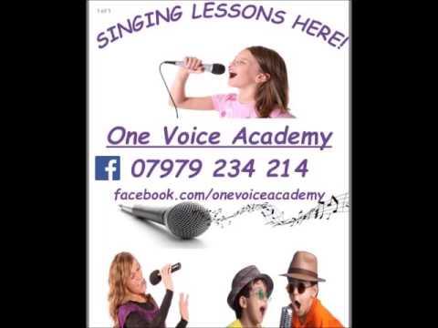 Symphony Backing Track One Voice Academy