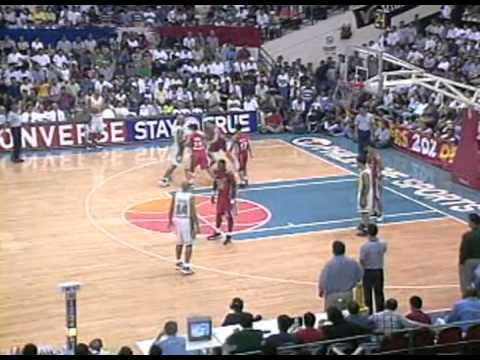 1999 Commisioner's Cup Finals Game 6 SMB vs SHELL