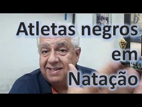 Atletas Negros Em Natação