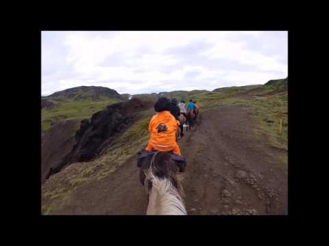 Riding Icelandic Horses - Iceland's Golden Circle (6)