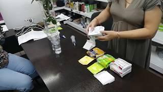 Обзор гигиенических прокладок для женщин (разных производителей)