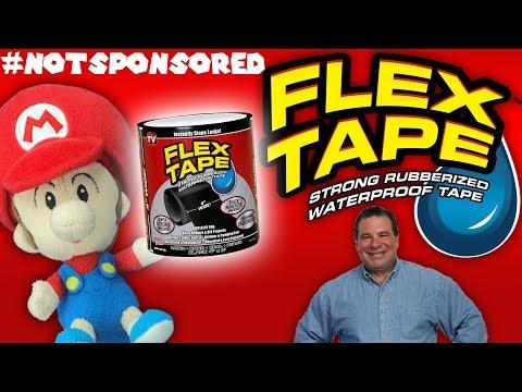 Baby Mario S Flex Tape Youtube