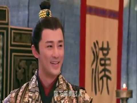The Virtuous queen of Han OP theme song (pinyin) Raymond Lam  MV :