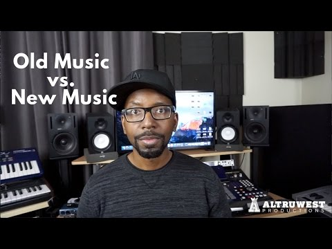 Old Music vs. New Music- Technology's Impact on Sound (Music Production)