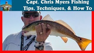 fly fishing for redfish near orlando with 5 wt