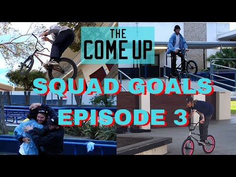 BMX - ETHAN CORRIERE AND FRIENDS RIDE STREET