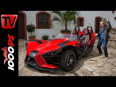Polaris Group & Slingshot | Interview with EMEA Product Manager Kevin McNutt