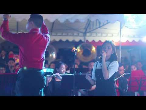 BOCAUE YOUTH  CONCERT BAND  '16 (  How Far I'll Go/ Whitney Houston Medley )