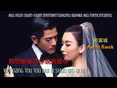 Wo Xiang Tou Tou Dui Ni Shuo Wo Ai Ni - 我想偷偷对你说 - (Lyrics + Translate)