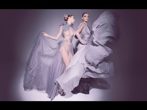 JULIEN FOURNIÉ - FIRST SHIVER - SPRING SUMMER 2014 COUTURE