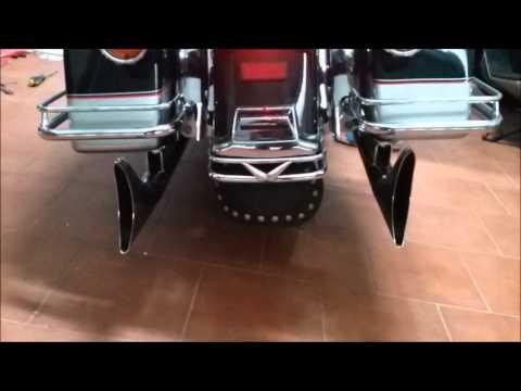 Harley Davidson Road King 95. EVO 1340cc