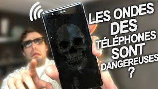 LES ONDES DES TÉLÉPHONES SONT DANGEREUSES ? Vrai ou Faux #61
