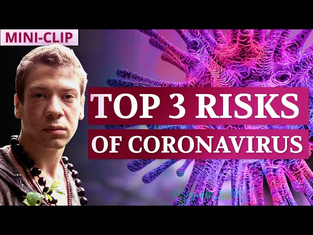 Molecular Biology Student Explains Three Scariest Unknowns of Coronavirus