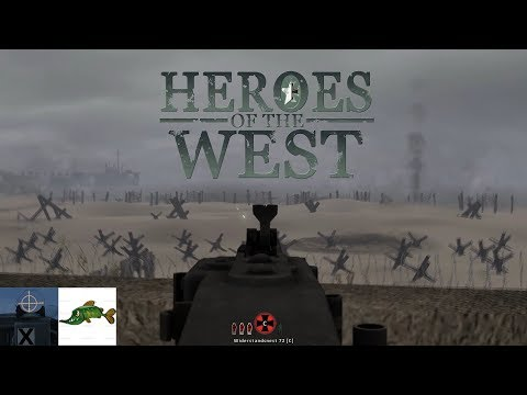 RO2 MOD Heroes of the West feat. BaraccudaCZ