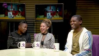 Femi Branch Talks about changing his name and much more on Tea Time