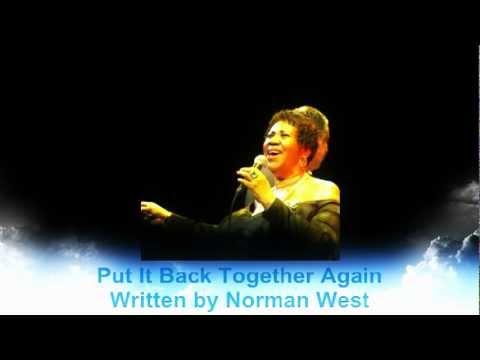 Aretha Franklin - Put It Back Together Again