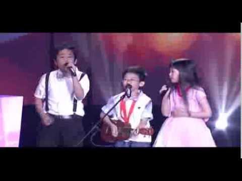 เพลง รักไม่ต้องการเวลา / พรู + ฮับ + อริส The Voice Kids Thailand THE BATTLE (เฉพาะเพลง)
