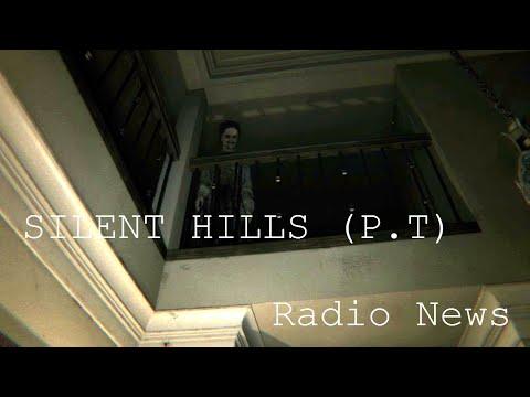 Silent Hills (P.T) - Radio News